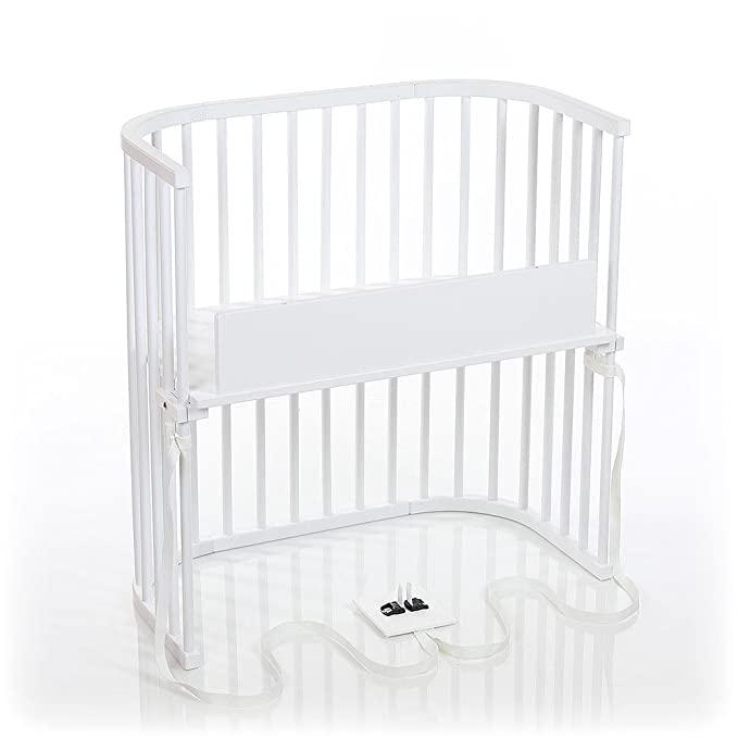babybay Bedside Sleeper - Pure White