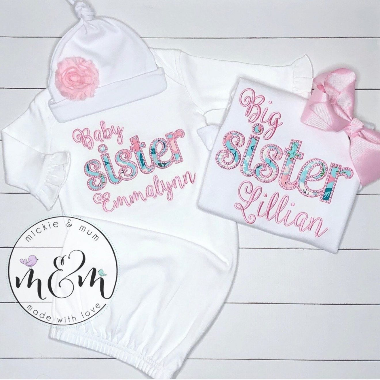 Baby Name Shirt Newborn Shirt Just Arrived Coming Home Outfit Baby Shirt Personalized Shirt Birth Announcement Bodysuit Baby Girl Shirt 129
