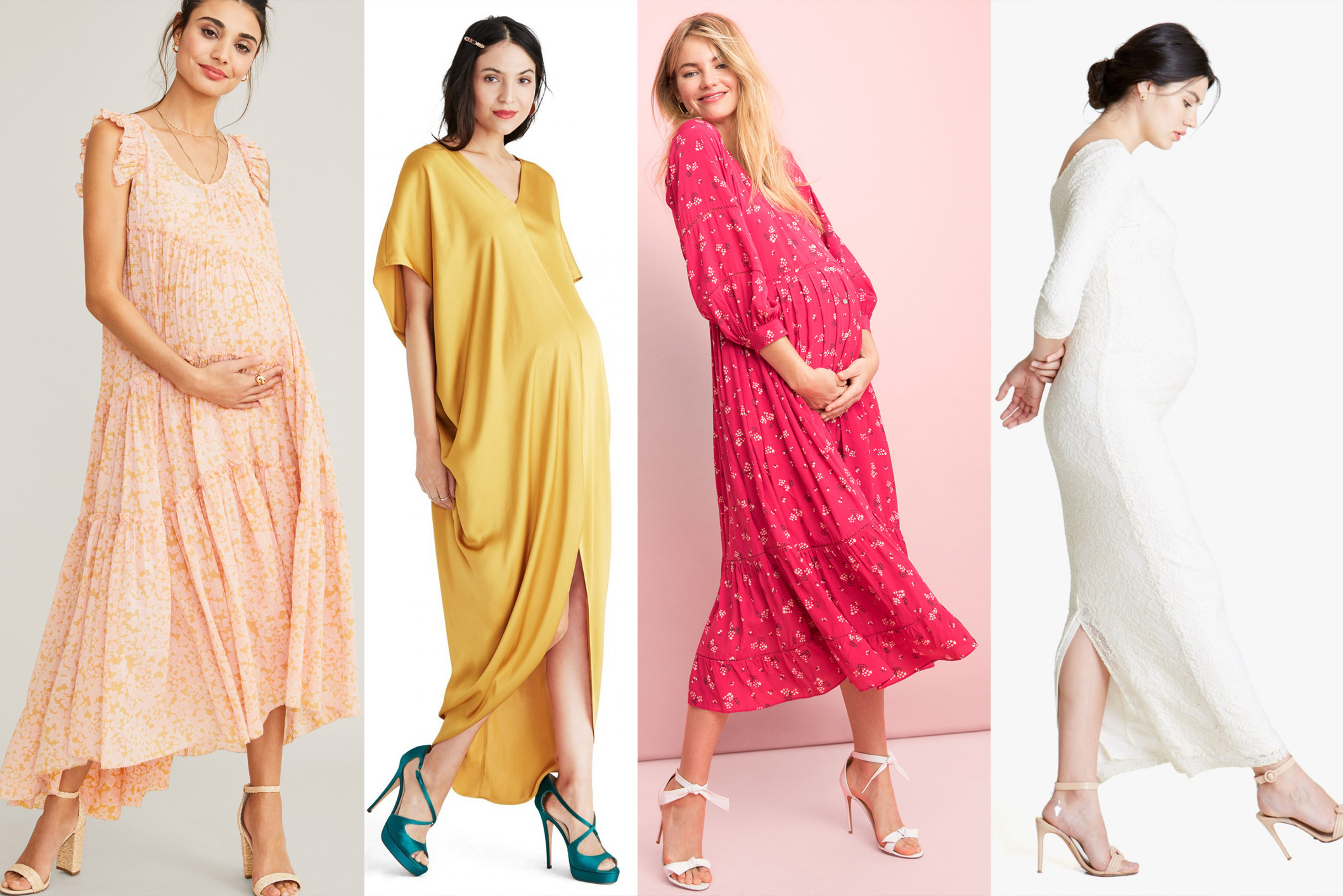 Best Dresses to Wear at Your Baby Shower  Baby Chick