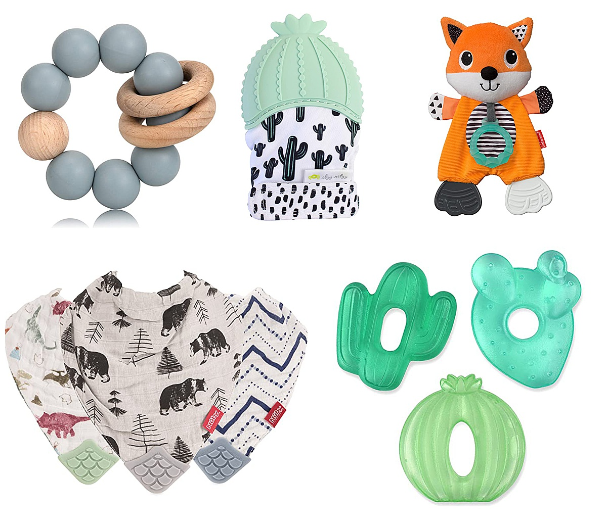 Best Stocking Stuffers for Babies and Toddlers