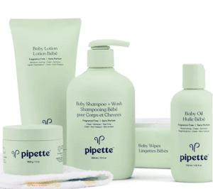 Pipette Baby Essentials