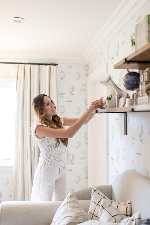 Nursery Interior Designer, Stephanie de Rockabye Mommy