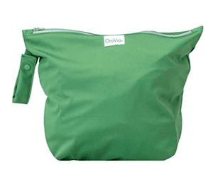 GroVia Reusable Zippered Wetbag