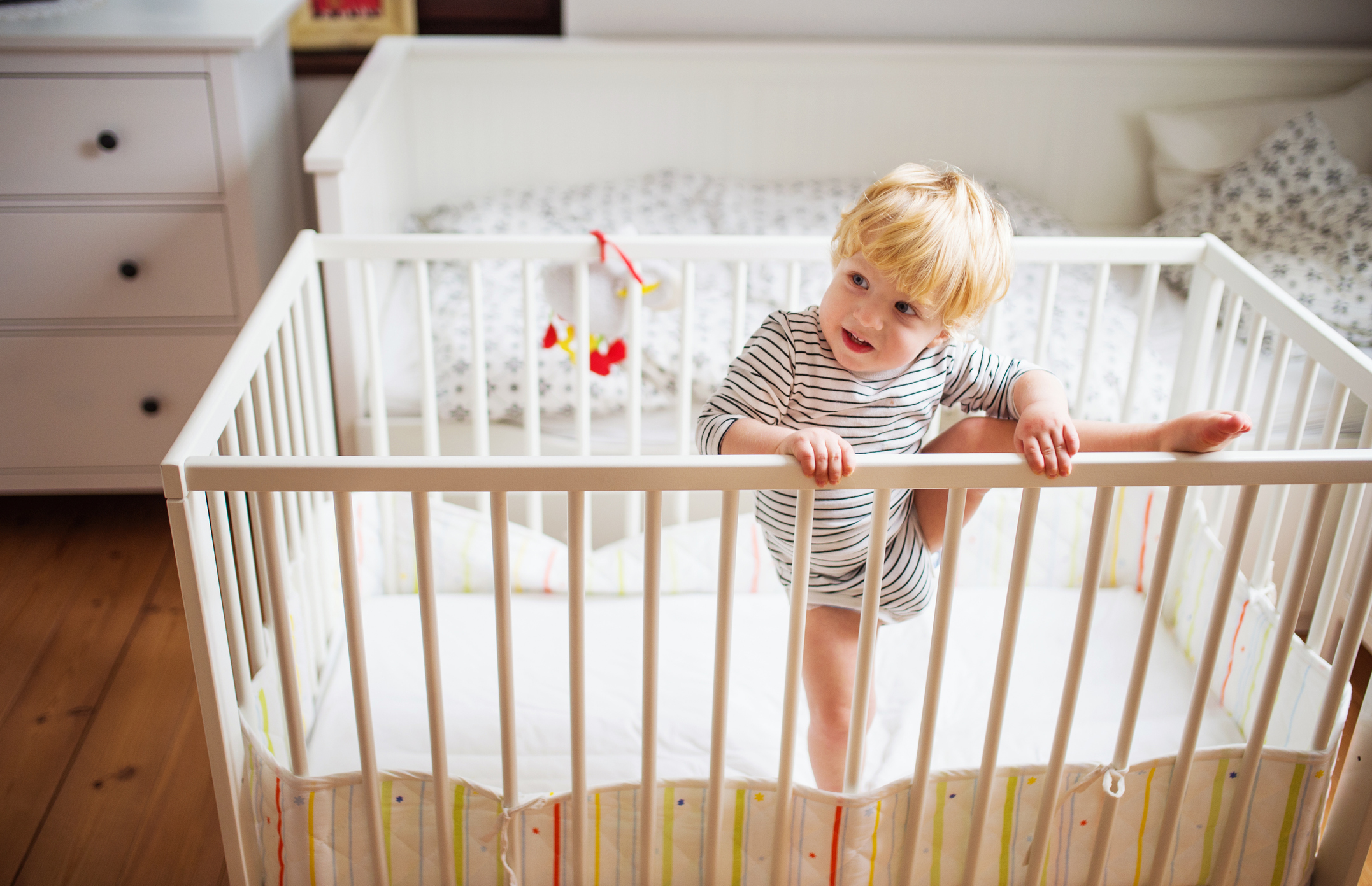 Is Your Baby Ready For A Big Kid Bed Tips For A Smooth Transition