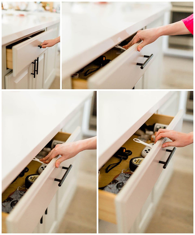 Qdos Top Drawer/Door Adhesive Latches