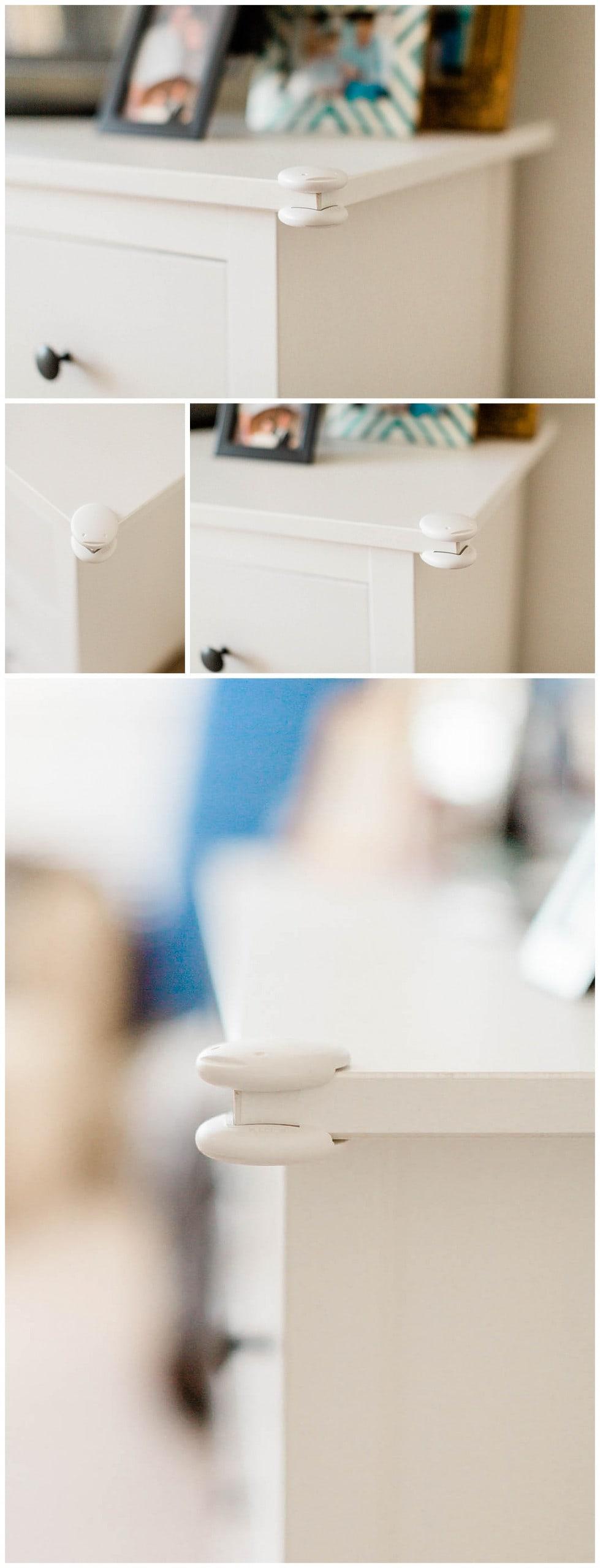 Qdos StayPut® Corner Protectors