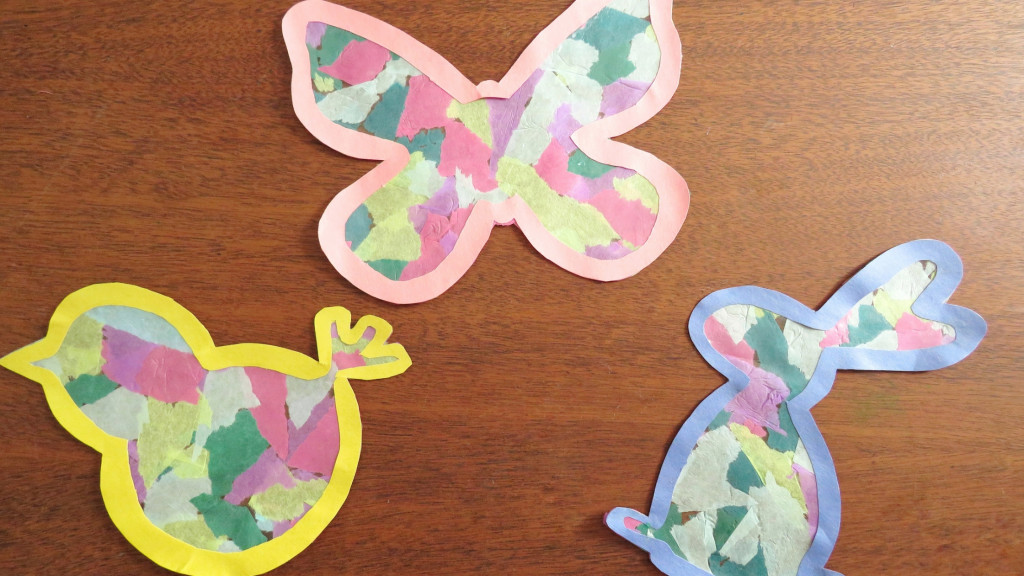 Easy and Fun Springtime Crafts for Kids