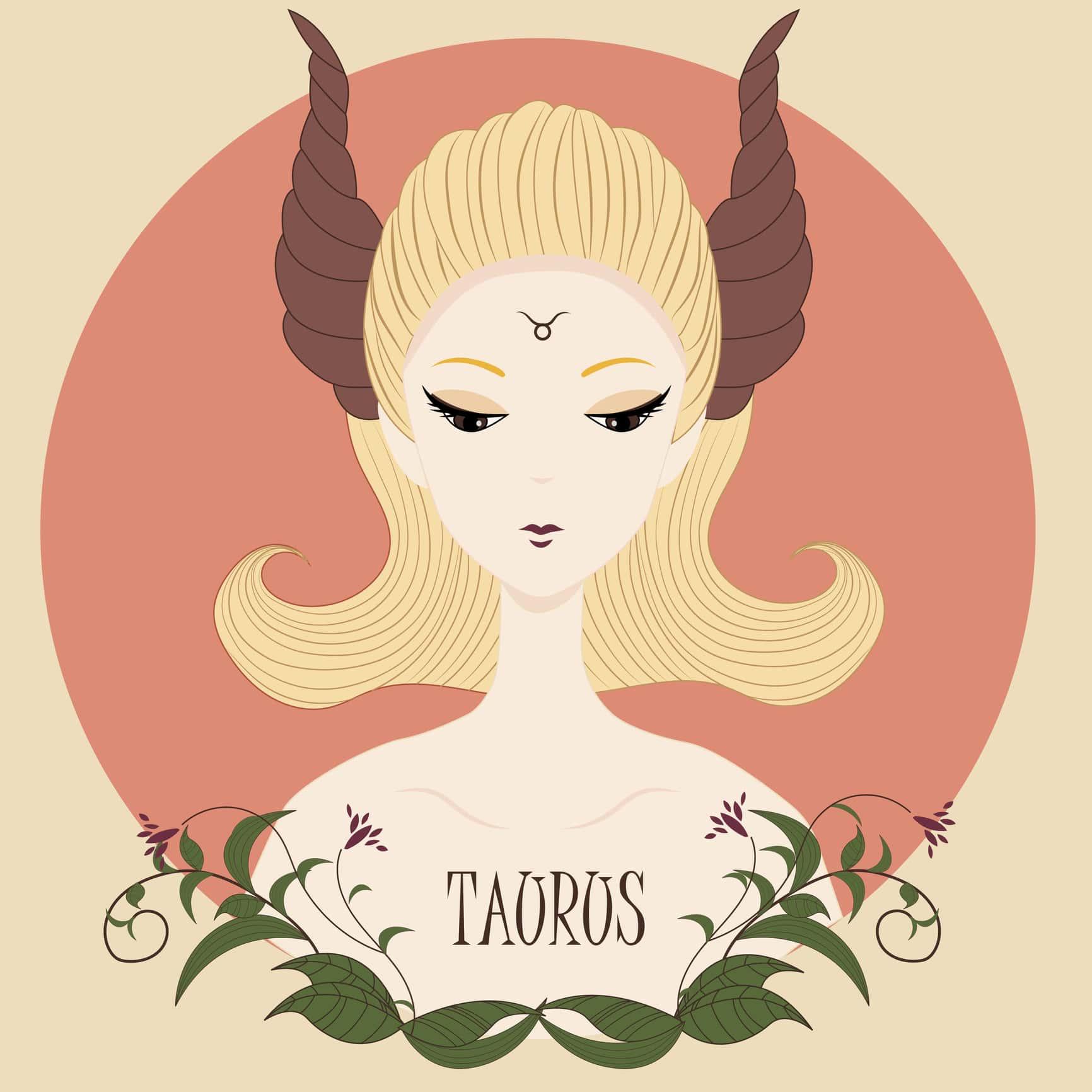 Zodyak kız Taurus