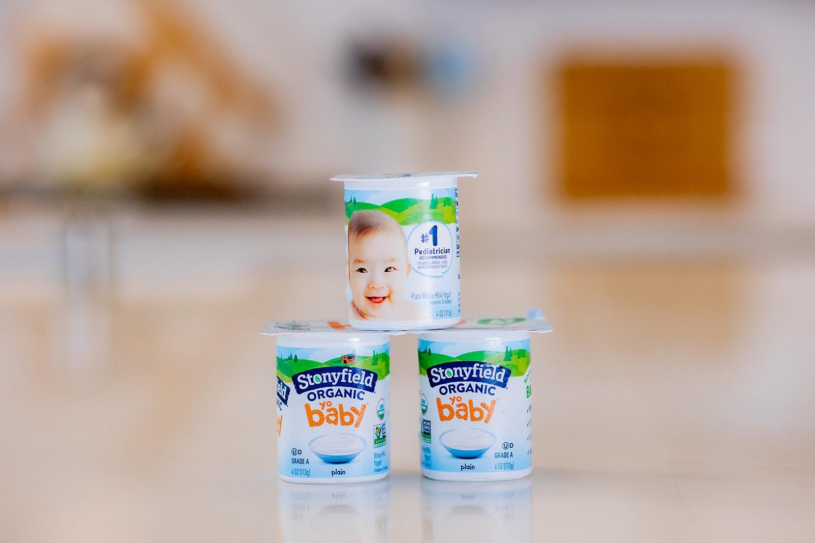 Stonyfield Yobaby Original Yogurt