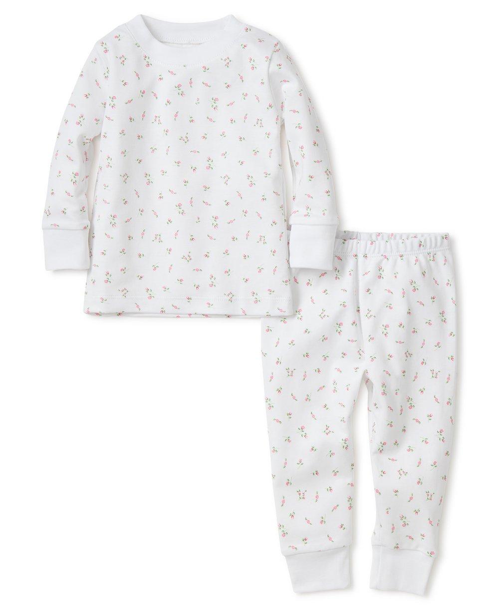 kissy kissy Garden Roses Toddler Pajama Set