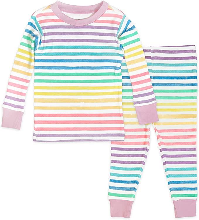 HonestBaby Kids, Toddler & Baby Organic Cotton Pajamas